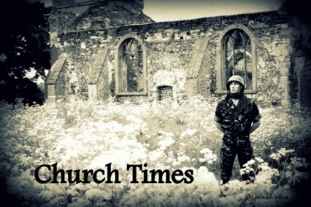 church times - the halfling project